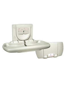 American Specialties - Baby Changing Station - Classic Plastic