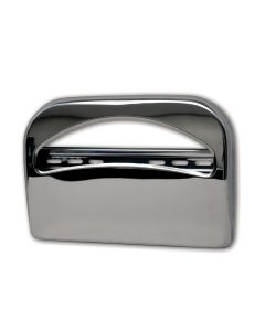 Palmer Fixture TS0142-11 Toilet Seat Cover Dispenser - Brushed Chrome